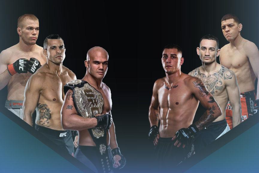 Najmłodsi zawodnicy w historii UFC